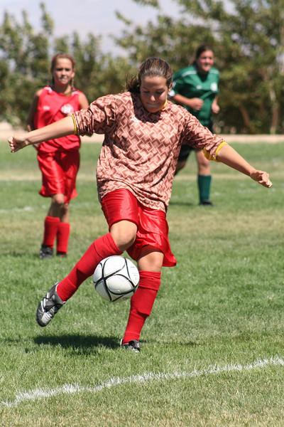 AYSO Soccer 2007