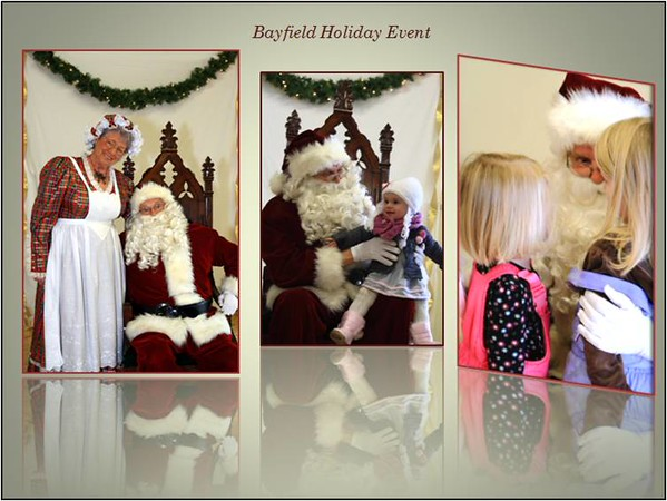 Bayfield Holiday Event