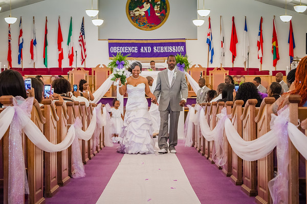Poulson/Phillips Wedding