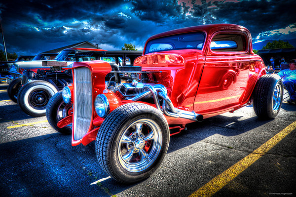 Stevensville Car Show - July 6 2012