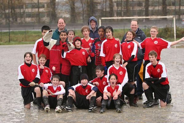 Spidermen U13 Championship Nov 13 2005