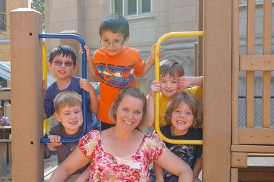 2012 Preschool End of Year