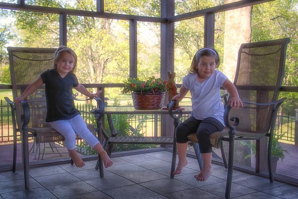 2014-04-10-Rhonda's Granddaughters