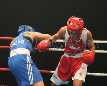 Caroline Veyre(Can) vs Charlene Jones(Wales)