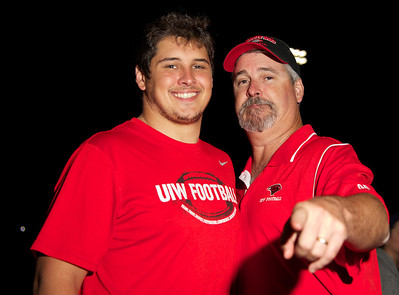 Football - 2012 Incarnate Word Final Post-Game Family Photos