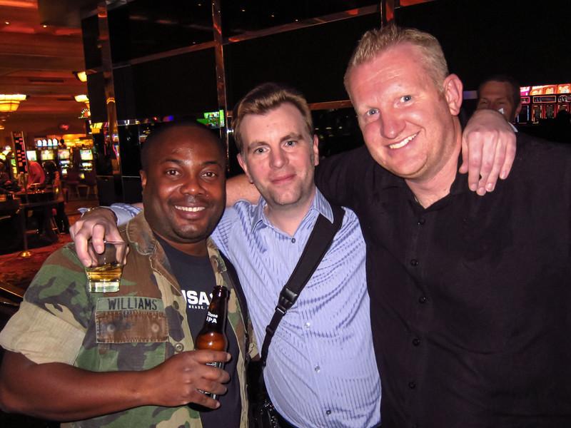 Fabian, Spence, Joel