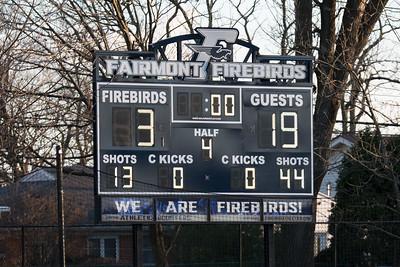 vs. Fairmont Var 3-30