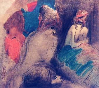 Nudes by Irv Docktor