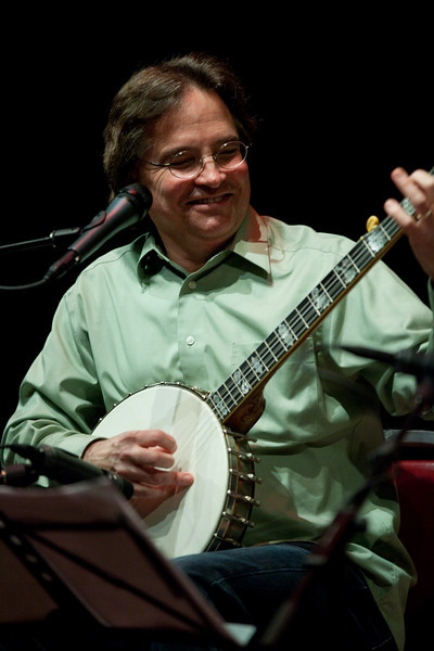Secret Life of Banjos w/ Jody Stecher & Bill Evans Live at the Freight November 26,2010