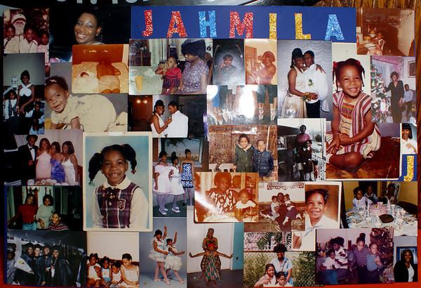 Jahmila's 35th