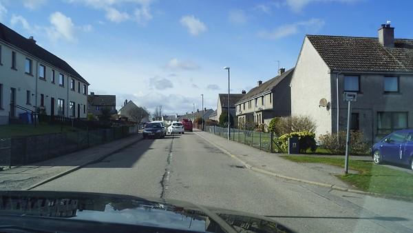 Roads, Pubs, Laybys Invergordon to Golspie
