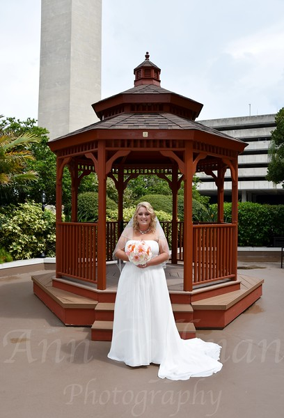 Beautiful wedding at Tampa Airport Marriott, FL
