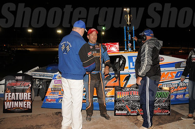 Northern Nationals  Modifieds (Sept -7-2018)