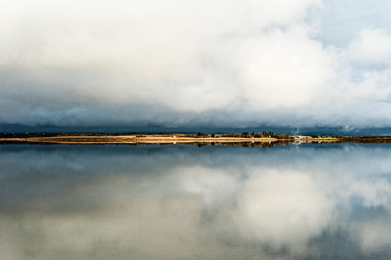 Iceland Lake Reflection.JPG