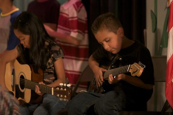 Family Arts Night 2008