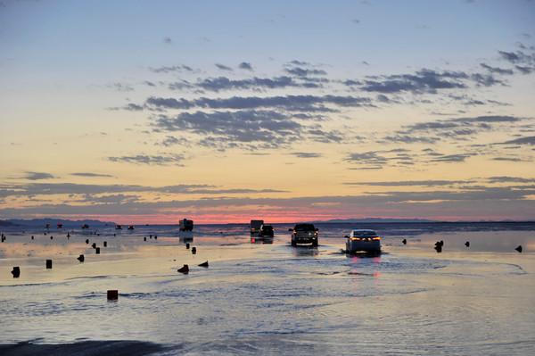 Bonneville Salt Flats: Speed Week