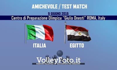 ITALIA - EGITTO | Amichevole