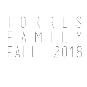 Torres Family Fall 2018