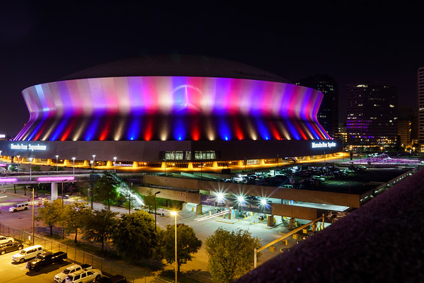 Superdome - New Orleans Saints - NFL