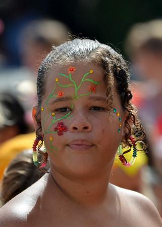 School Parade 2011 Bonaire Carnaval