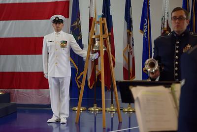 Change of Command - May 6, 2018