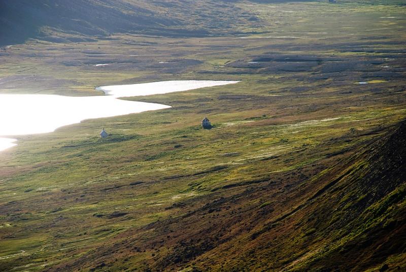 Kirkjan og prestsetrið á Stað í Aðalvík