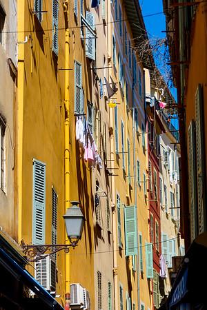 Street View Nice, France