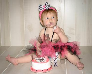 Aubrey's Birthday Session