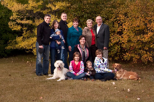 Galbraith Family 2011