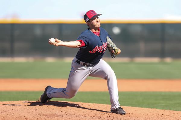 Nick Pasquale - Cleveland Indians
