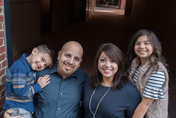 Freire Family Fall 2018