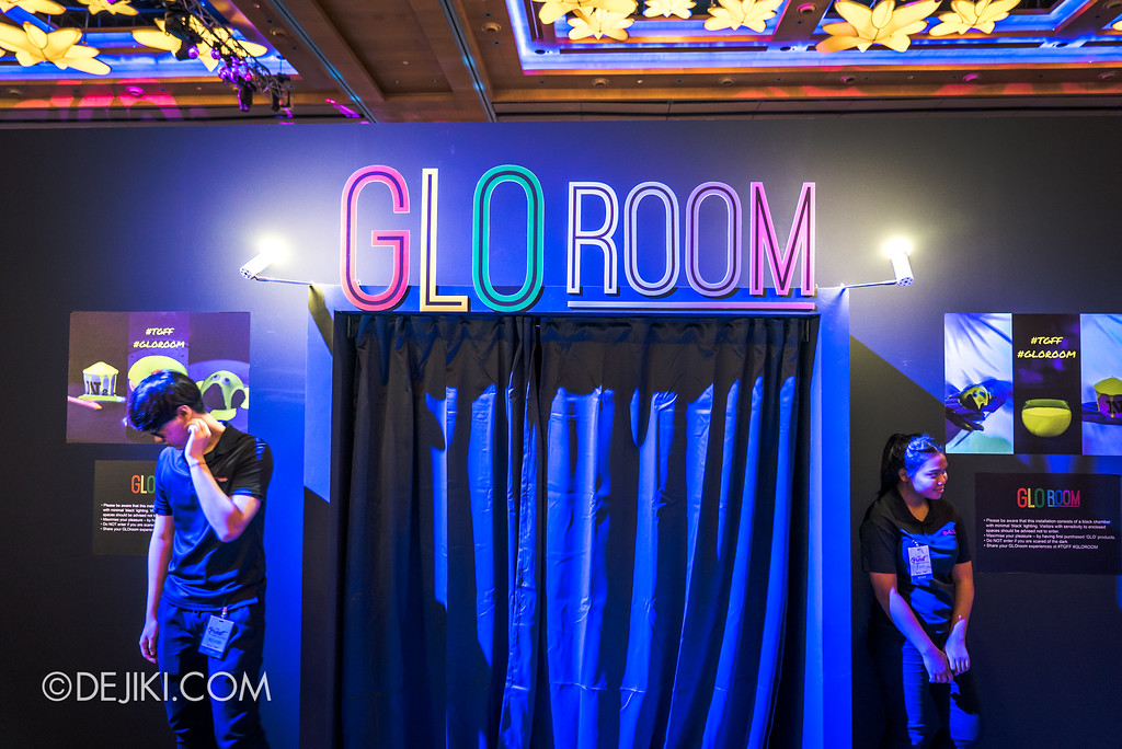 The Great Food Festival RWS - Rollin' Sweet Times / GLO room