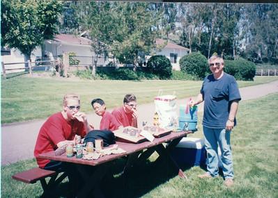 1998 - Tobin Eagle Project
