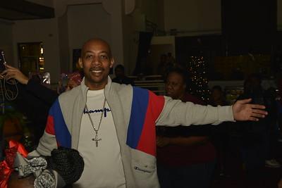 Jerome Brown Christmas Gift Give Away 12-21-2019