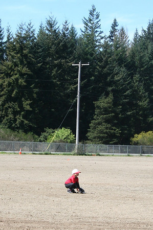 Gabe's 1st T-ball Game