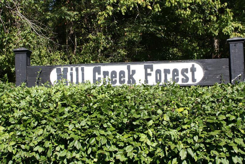 Mill Creek Forest Canton Along Batesville Road.JPG