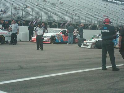 NASCAR K&N Race @ NHMS 9-22-2011