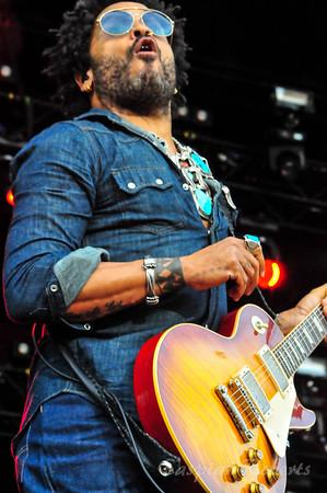 Lenny Kravitz - Hangout Festival, Gulf Shores 5-22-2016