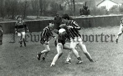 News & Sport photographs 1989