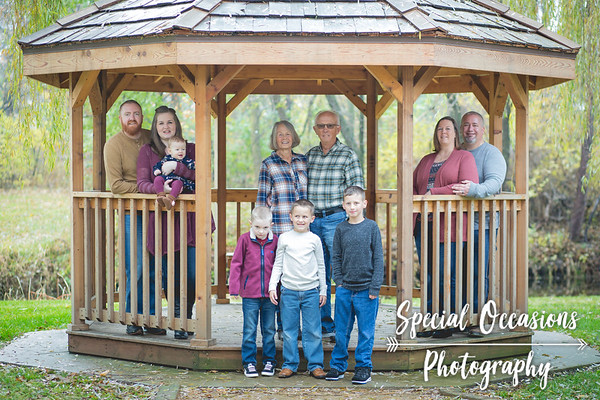 The Burris Extended Family Session