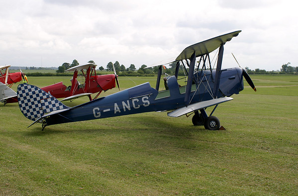 Old Warden (and Aerial) : 11th June