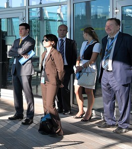 Geneva-based Ambassadors briefed on digital policy, Sept 2016