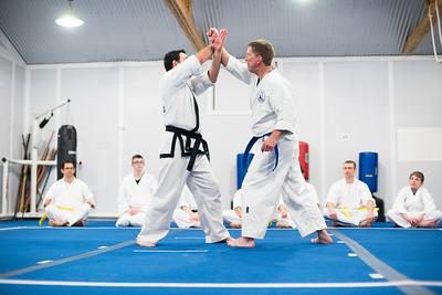 Cache Karate