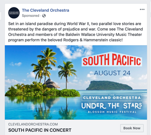 South Pacific - Sat., 8-24-19