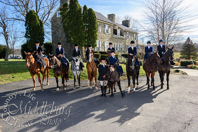Esther Everhart Memorial Invitational Side Saddle Race 2016
