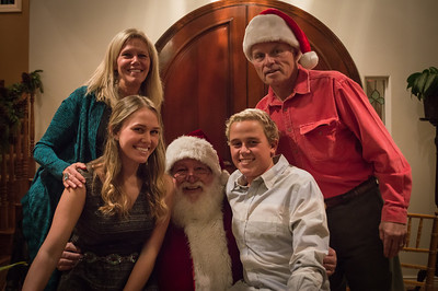 Ganahl Christmas Party 2014