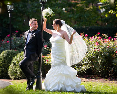 Weddings at the Hilary Boone Center