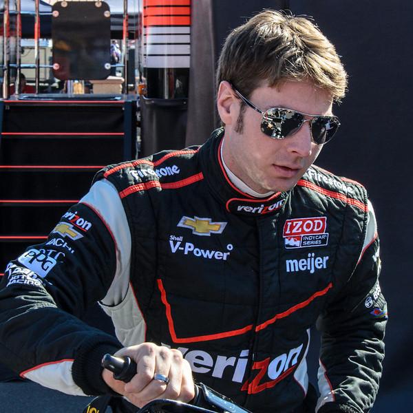 IndyCar Fontana 2013