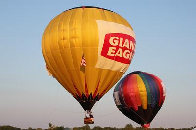 Balloons & Tunes 2012