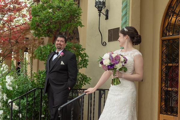 Tony & Liz Wedding Photos